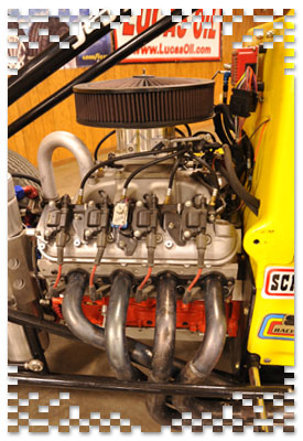Alternative 410 Motor Program
